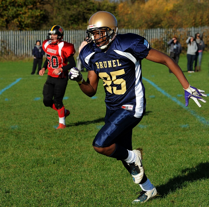 American football at Brunel University