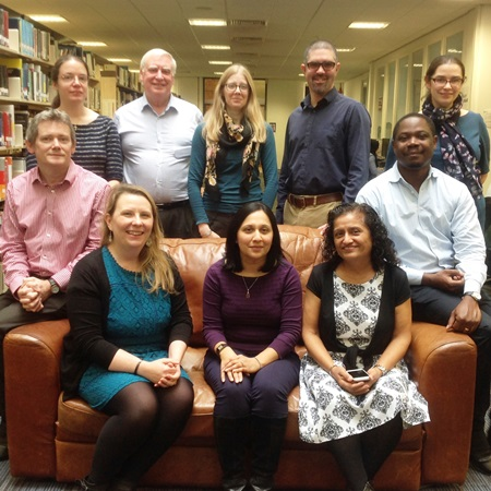 Library Academic Services Team January 2018