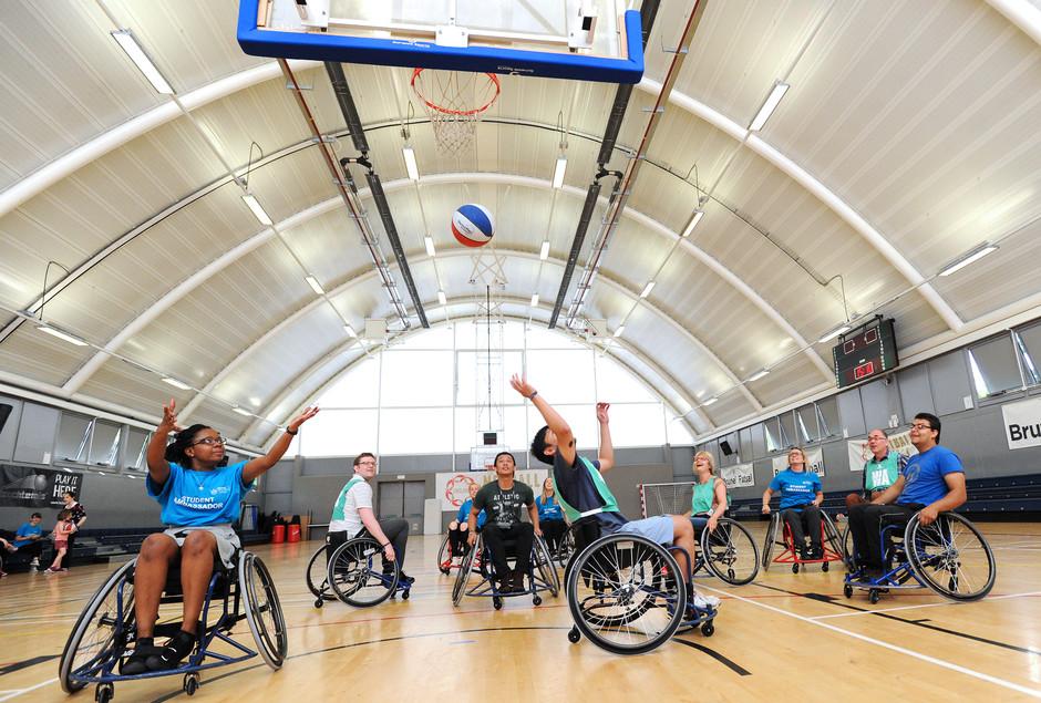 Sport at brunel university london