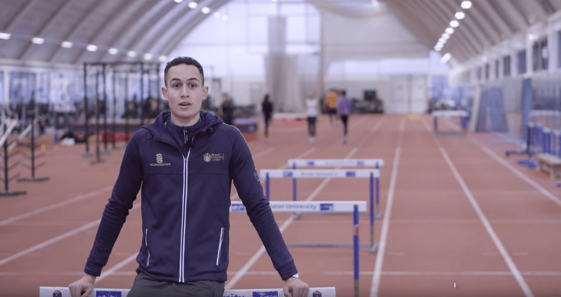 Sports Scholars at Brunel - YouTube