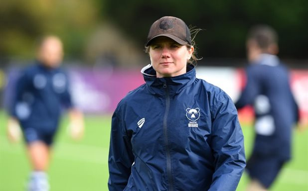 image of Kat Merchant and Kim Oliver appointed as Trailfinders Rugby Academy coaches