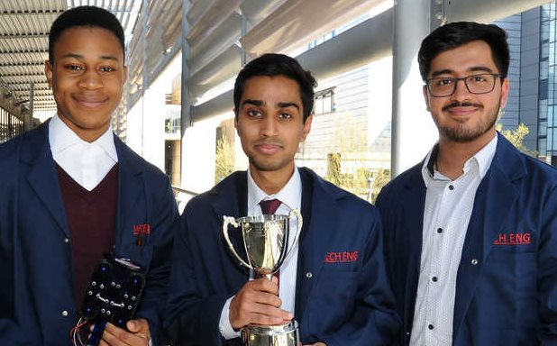 image of Engineering students win regional contest