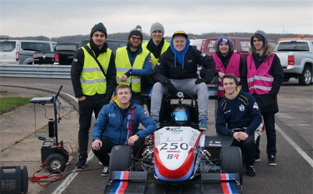image of Brunel Racing wins IMechE