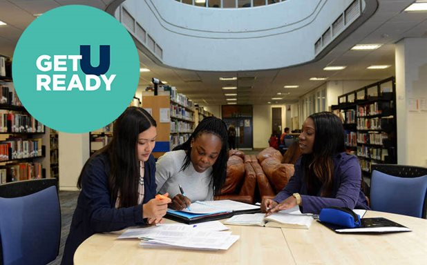 image of GetUReady study skills session: writing a first-year essay (quoting evidence to support your argument)