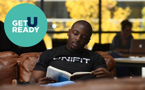 image of GetUReady: becoming an independent learner