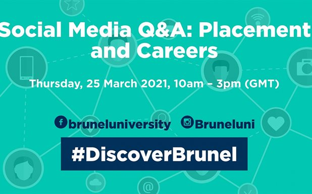 image of Social Media Q&A: Placement and Careers