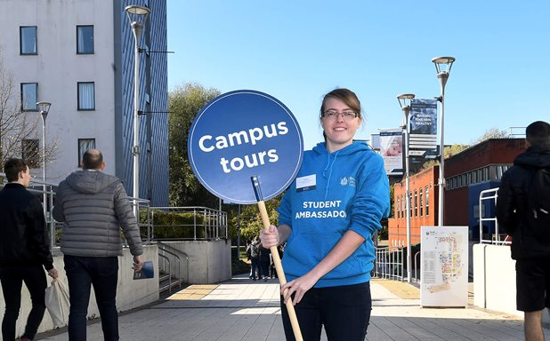 image of Campus Tours