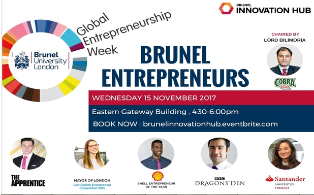 image of Brunel Entrepreneurs