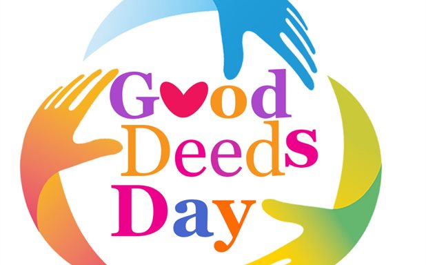 image of Good Deeds Day 2018