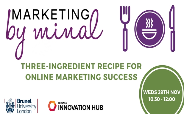 image of Three ingredient recipe for online marketing success