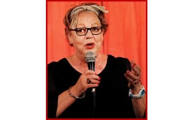 image of Comedy and Care: The Funny Side of Social Work with JO BRAND and panel