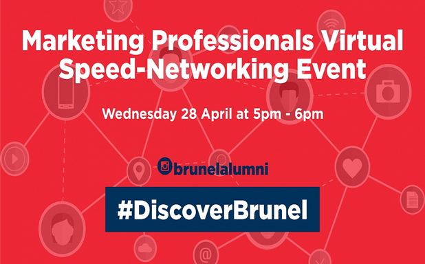 image of Speed-Networking Event: Marketing Professionals