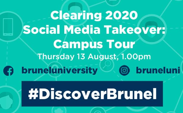 image of Clearing 2020 takeover: Campus tour