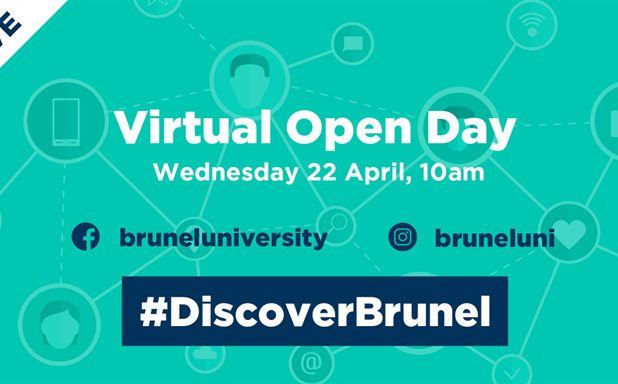 image of Virtual Open Day