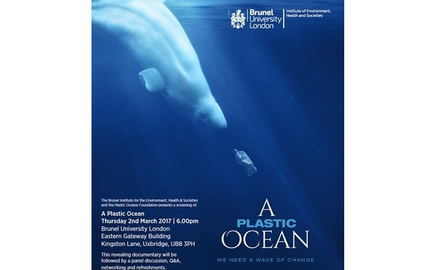 image of A Plastic Ocean (Film Screening and Q&A)