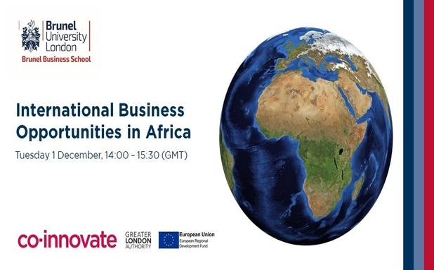 image of International Business Opportunities in Africa