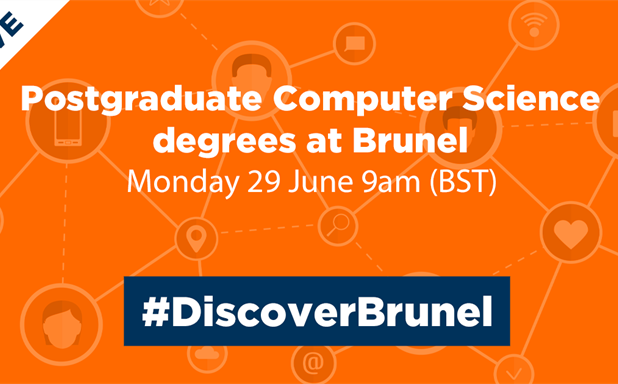 image of Postgraduate Computer Science degrees at Brunel