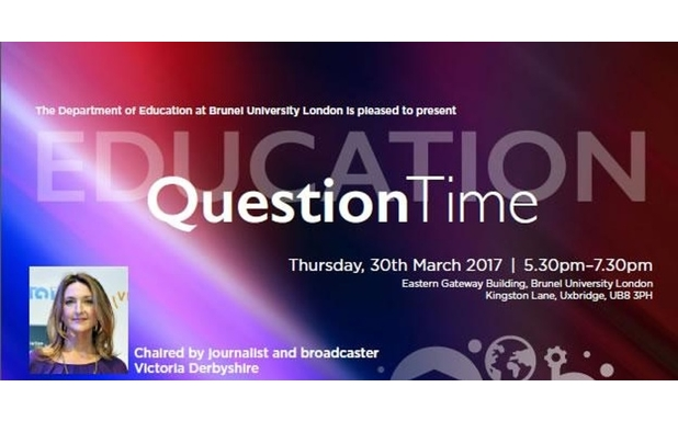 image of Education Question Time
