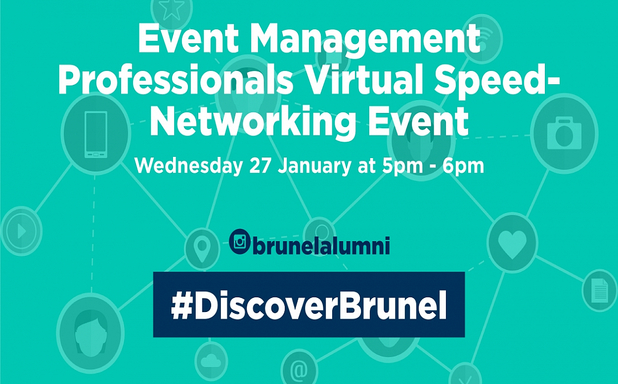image of Event Management Professionals Speed-Networking Event