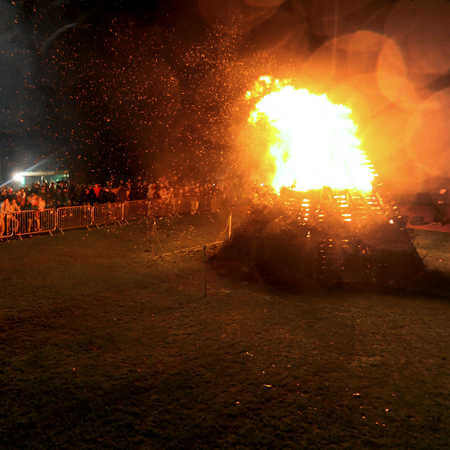 Uxbridge bonfire night 2018