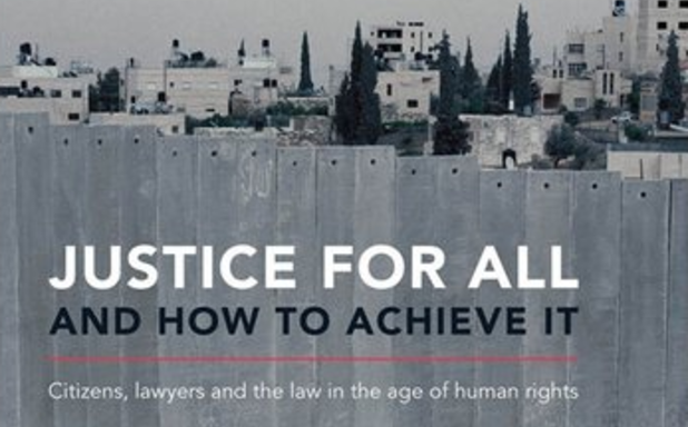 image of Launch of Sir Geoffrey Nice QC's new book - Justice for All and How to Achieve it