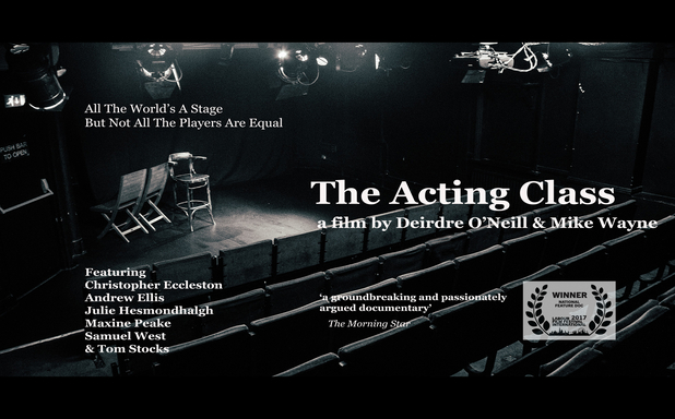 image of The Acting Class: Film Screening and Q&A