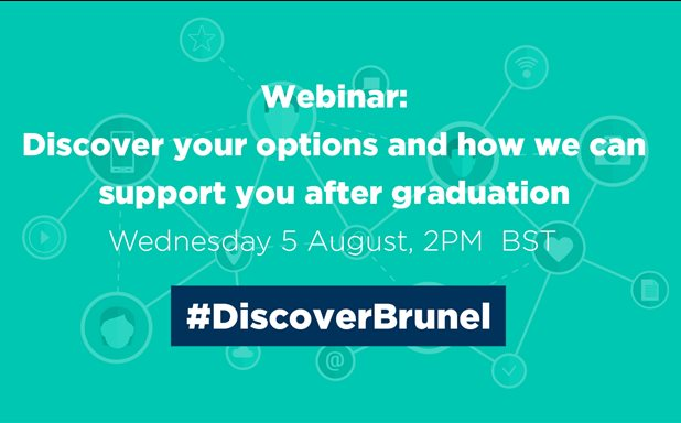 image of Discover your options and how we can support you after graduation