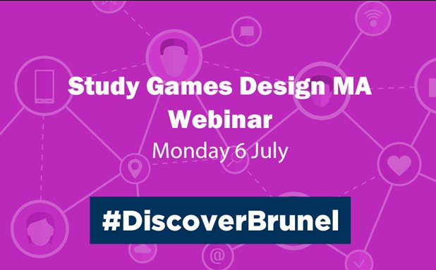 image of Games Design MA: Chinese student webinar