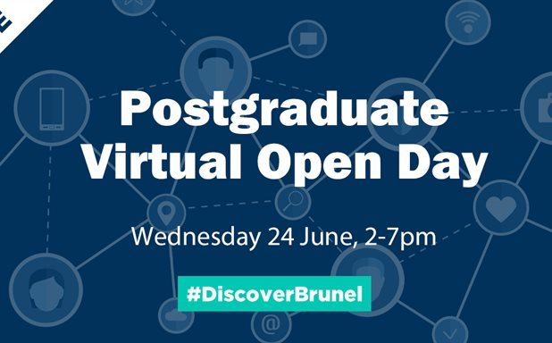 image of Postgraduate Virtual Open Day