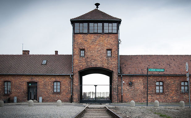 image of Tackling hate crime in higher education: lessons from Auschwitz
