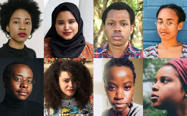 image of Poets selected for Brunel International African Poetry Prize shortlist