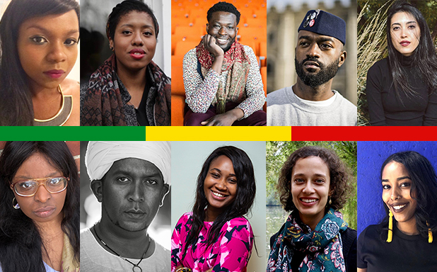 "image of ""Revolutionise the literature of an entire continent"": African Poetry Prize shortlist announced"