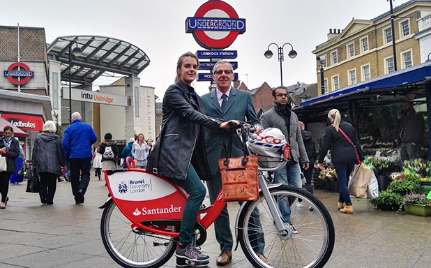 image of We did it! 'Brunel Bikes' to launch next spring