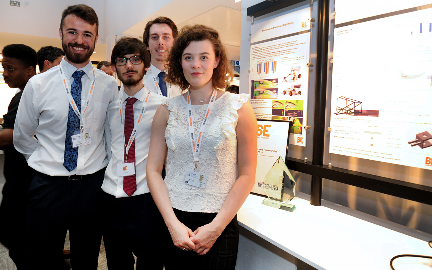 Brunel Engineers Wow In Annual Showcase Brunel