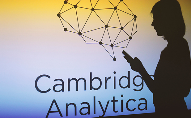 image of Cambridge Analytica used our secrets for profit – the same data could be used for public good
