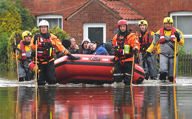 image of Flooding: Britain's coastal towns and villages face a design challenge to cope with climate emergency