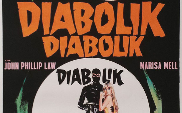 image of Danger: Diabolik – from comic book to cult movie