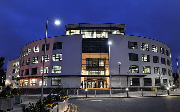 image of Brunel Business School ranked among European heavyweights
