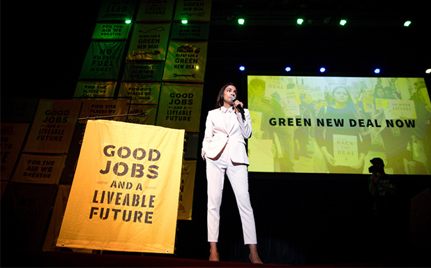 image of Degrowth: with or against the Green New Deal?
