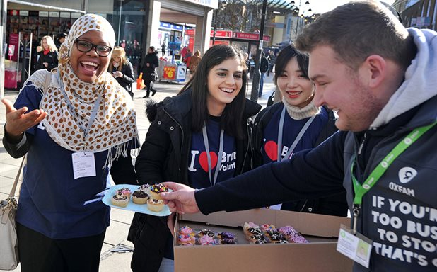 image of Good Deeds Day 2017 a big success