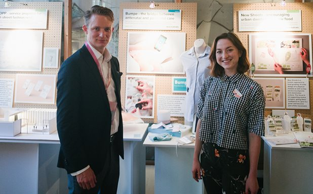 image of Brunel graduates award next generation of design talent