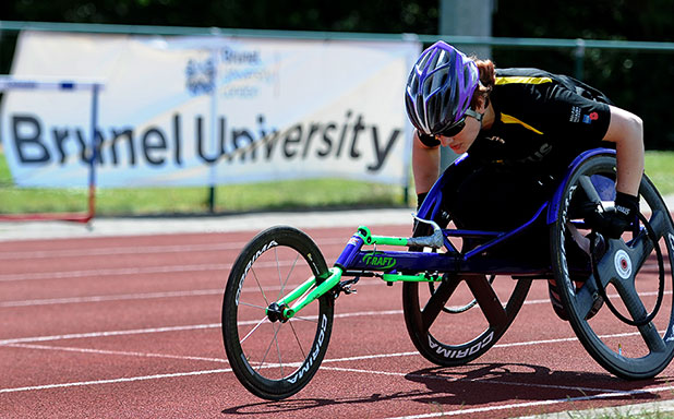 image of Invictus athletes' road to Toronto starts at Brunel