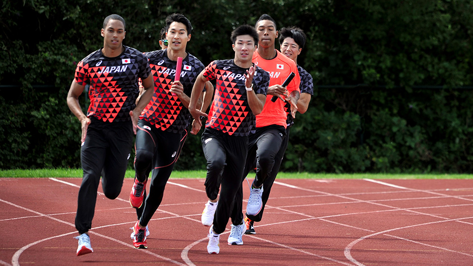 image of Brunel's the base for Japan's top athletes ahead of World Championships