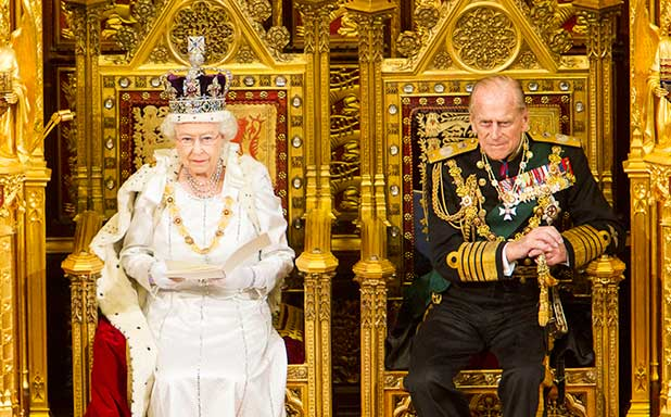 image of The British monarchy as a corporate brand