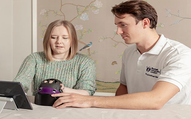 image of Playing video games helps stroke recovery