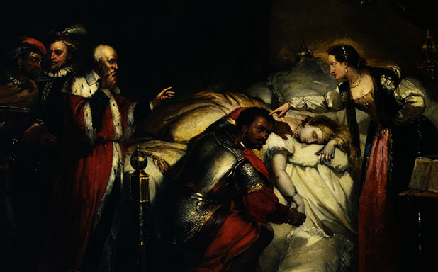 image of Shakespeare on Trial: Was Othello guilty of murder?