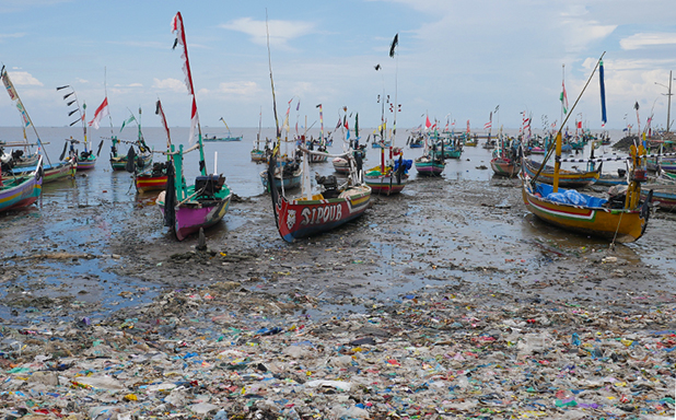image of Multimillion-pound project to create plastic 'hope spot' in Bali launched