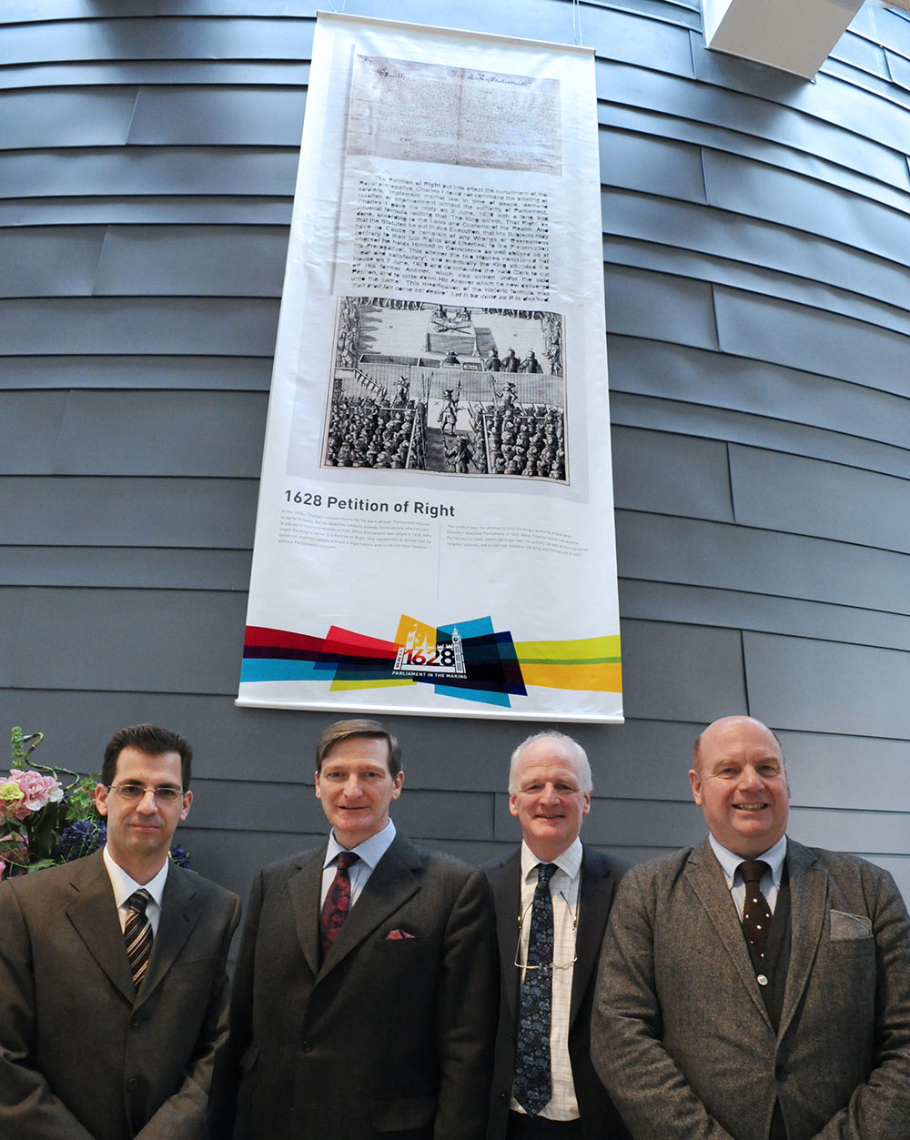 Parliamentary-banner-unveiling