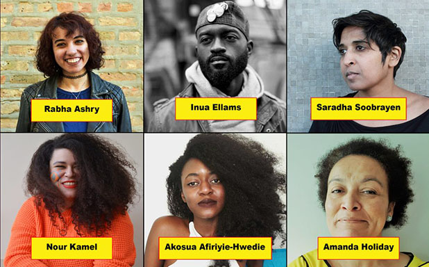 image of Exceptional six make African Poetry Prize shortlist