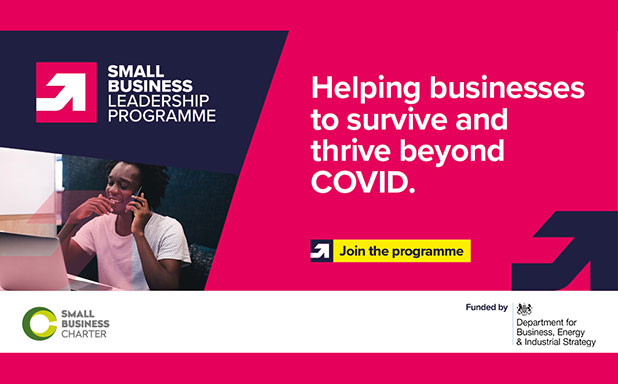 image of Small businesses hit by the pandemic to access support through government partnership with Brunel Business School
